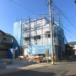 横浜2丁目新築戸建て1号棟
